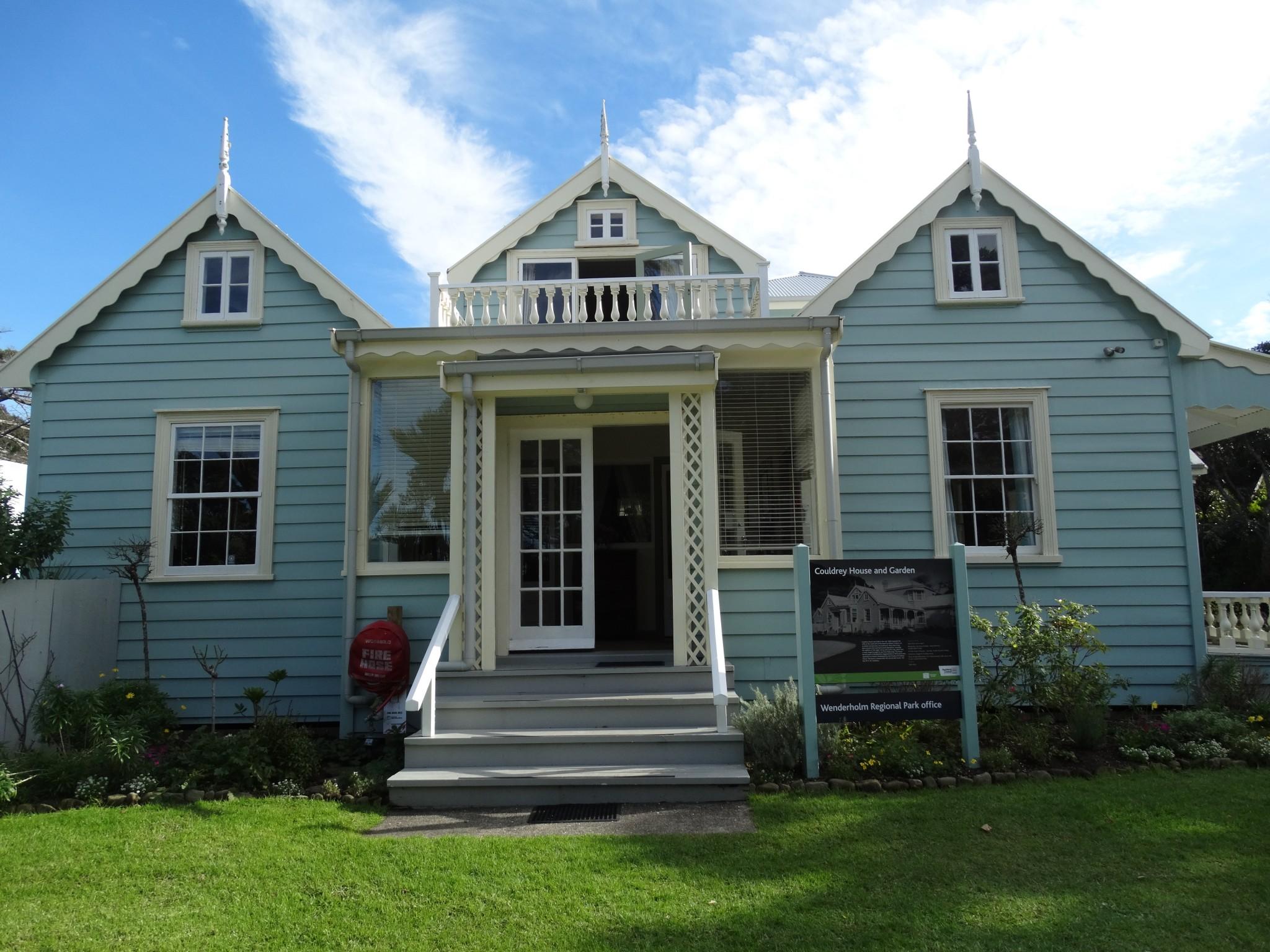 Couldrey House – Wenderholm