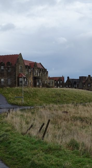 Bangour Village Psychiatric Hospital – Dechmont, West Lothian. Scotland