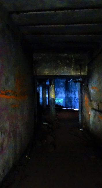Return to Bastion Point Generator Room and tunnels – Auckland