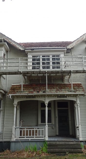 St Stephens House – 9 St Stephens Avenue & 1A Brighton Road, Parnell [To be Demolished]