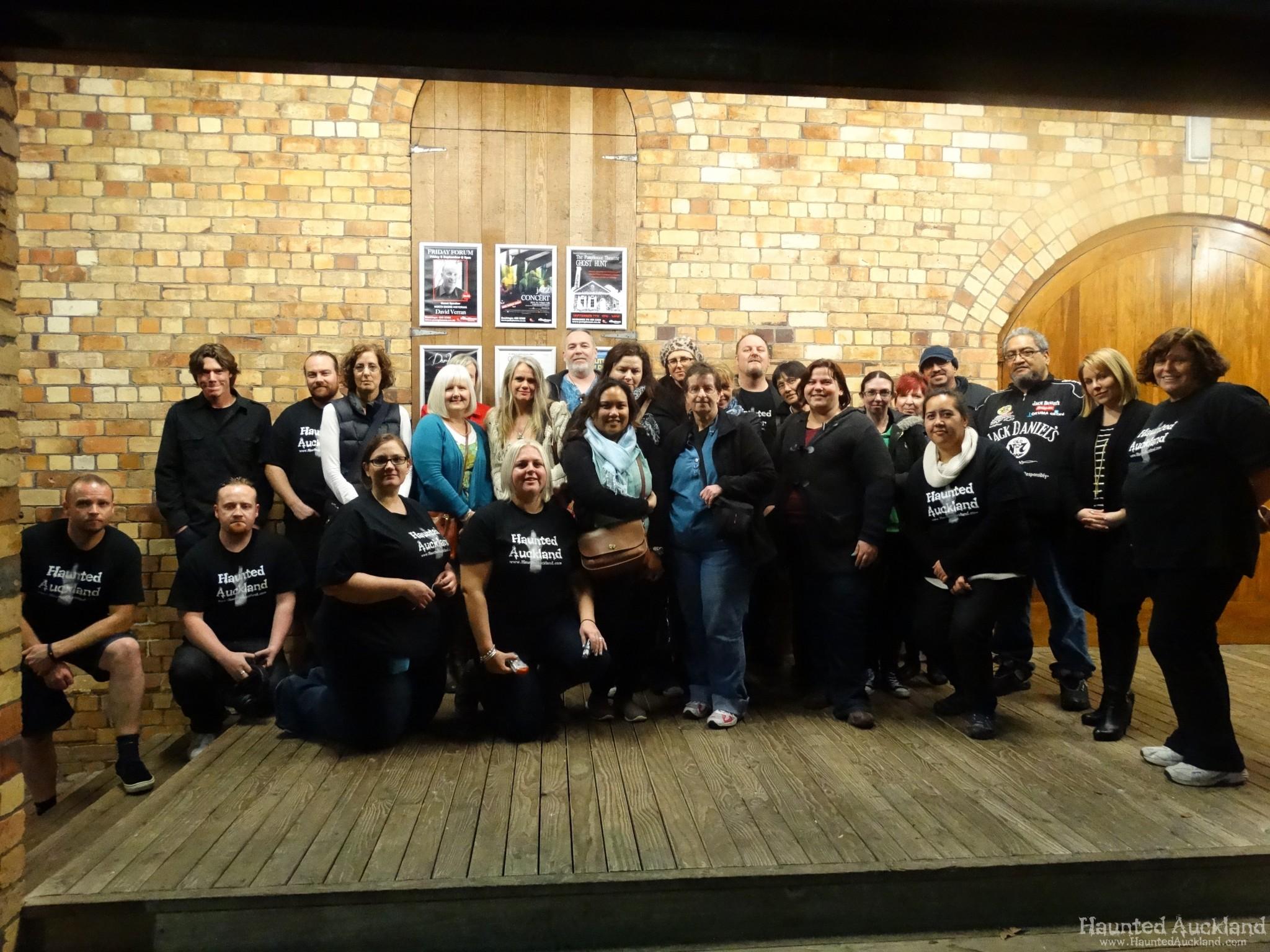 PUBLIC GHOST HUNT: The Pumphouse Theatre – Sept 7th 2014