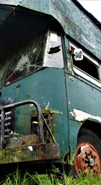 Home on the Road – Abandoned House Bus