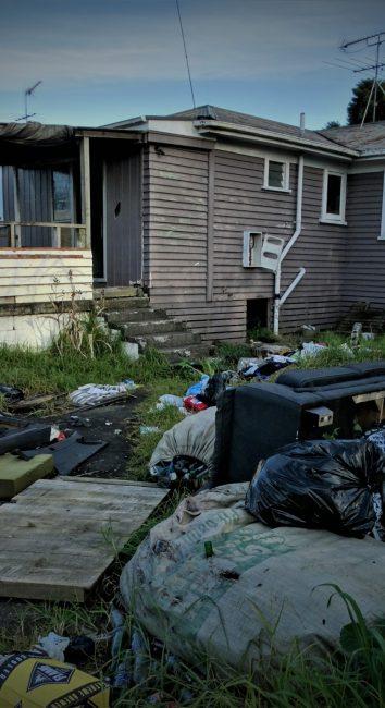 Suburban Fire victim – South Auckland