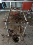 Kingseat Hospital Morgue - Autopsy Table