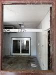 Kingseat Hospital Morgue - Cobwebbed Window