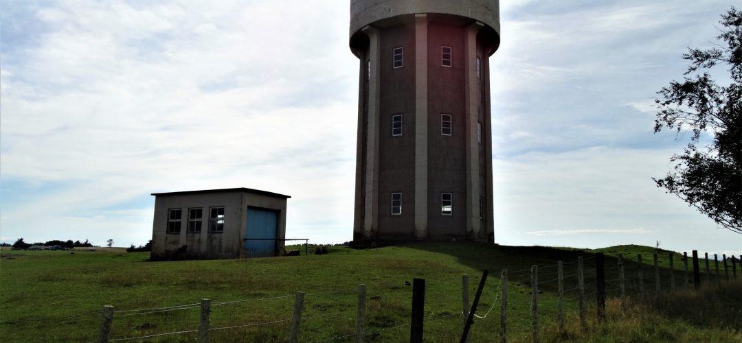 Lake Alice WW11 era Water Tower – Rangitikei