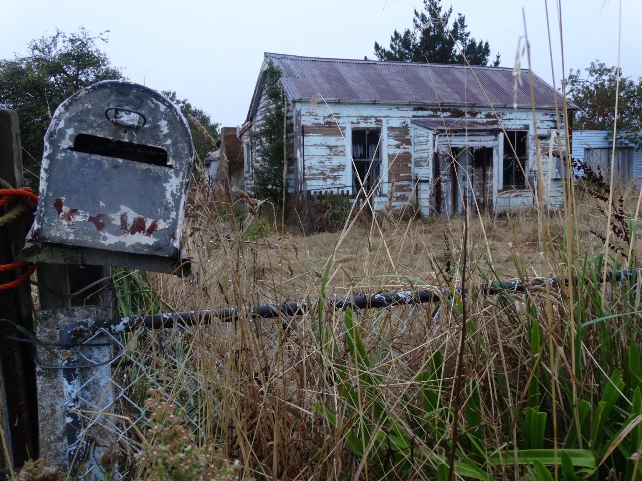 Two Abandoned Houses – Manawatu