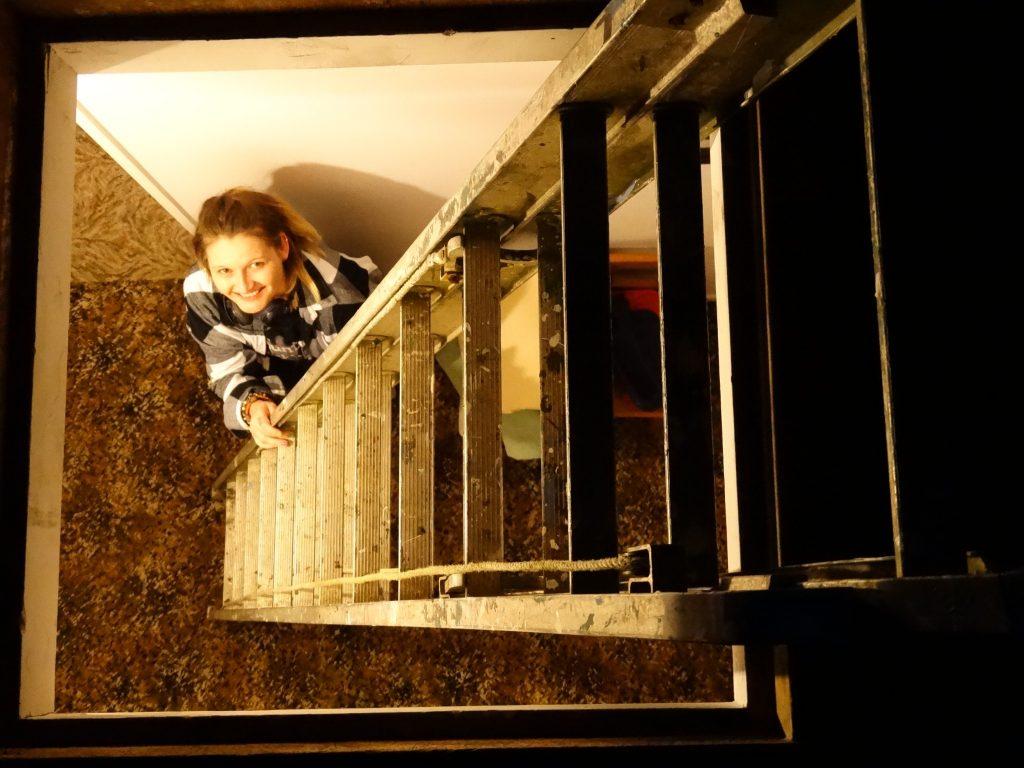 Marlene investigates at the Central Hotel, Dargaville