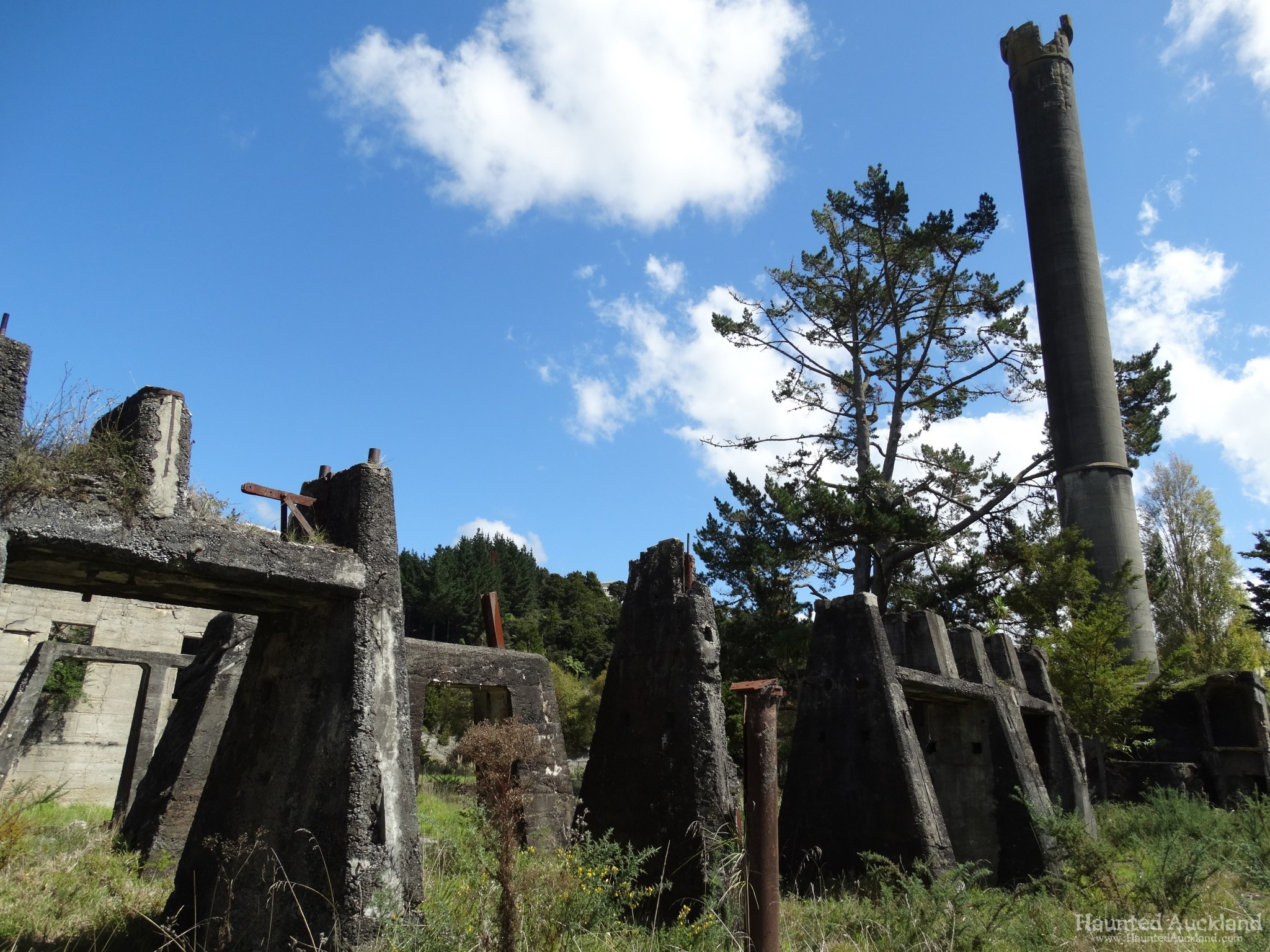 Mahurangi Cement Works – Warkworth