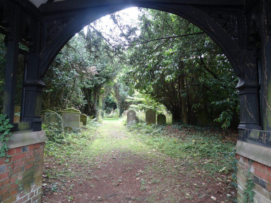 Denne Cemetery – Horsham, UK