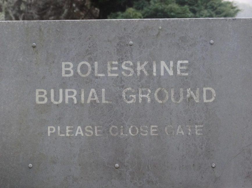 Boleskine Cemetery – Inverness, Scotland