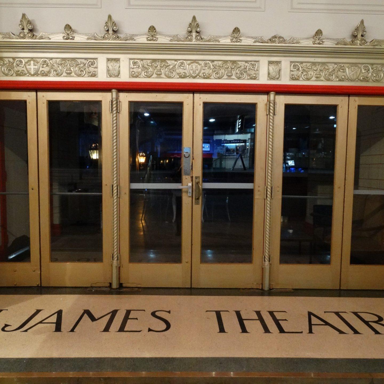 St James / Regent / Odeon theatres – Auckland