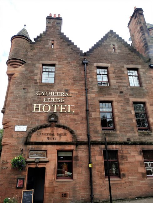 Cathedral House Hotel – Glasgow, Scotland