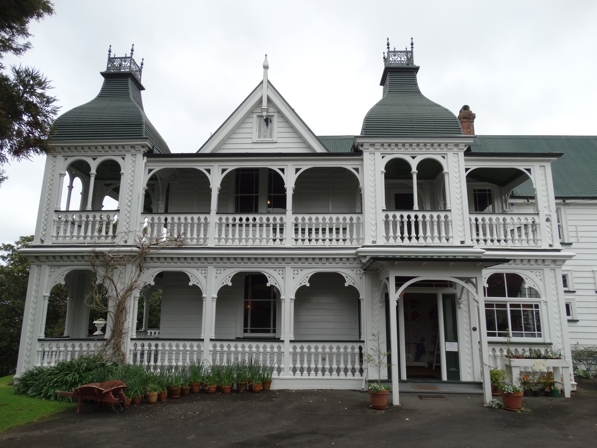 Alberton House – Mt Albert