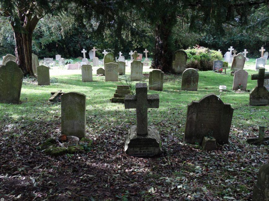St Mary's Church & Cemetery – Pulborough