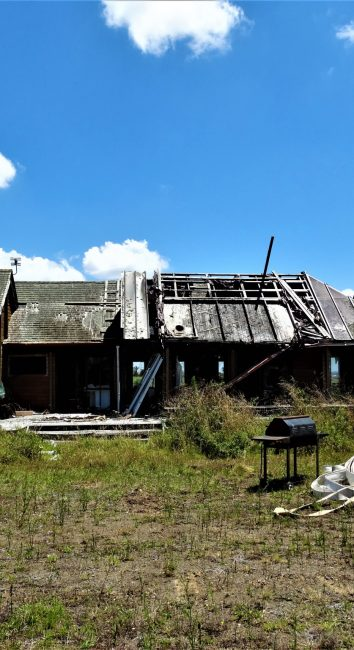 Last one standing – Howick, Auckland