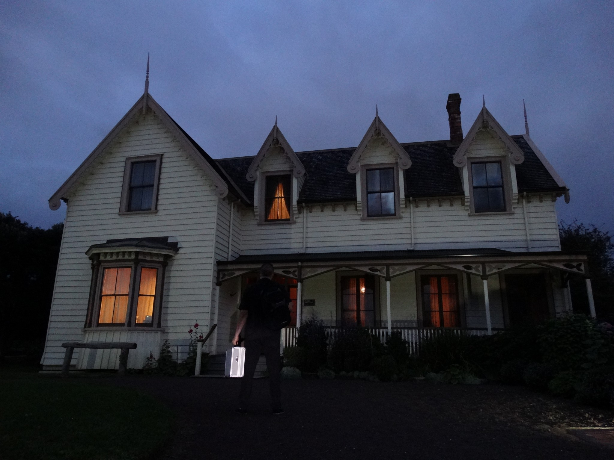 Project Puhinui: Session one – Puhinui House, Howick Historical Village