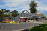 Torpedo Bay Navy Museum - Exterior