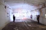 Mine Room No. 3 - Investigators in action - Torpedo Bay Naval Museum