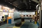 Museum Interior, Main Gallery - Torpedo Bay Naval Museum