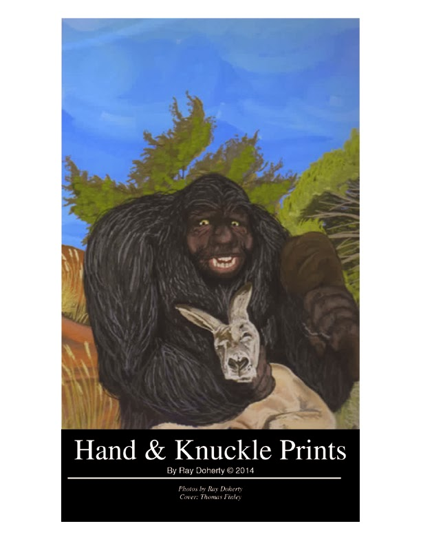 Australian Ape Project: Hand & Knuckle Print Report 2014