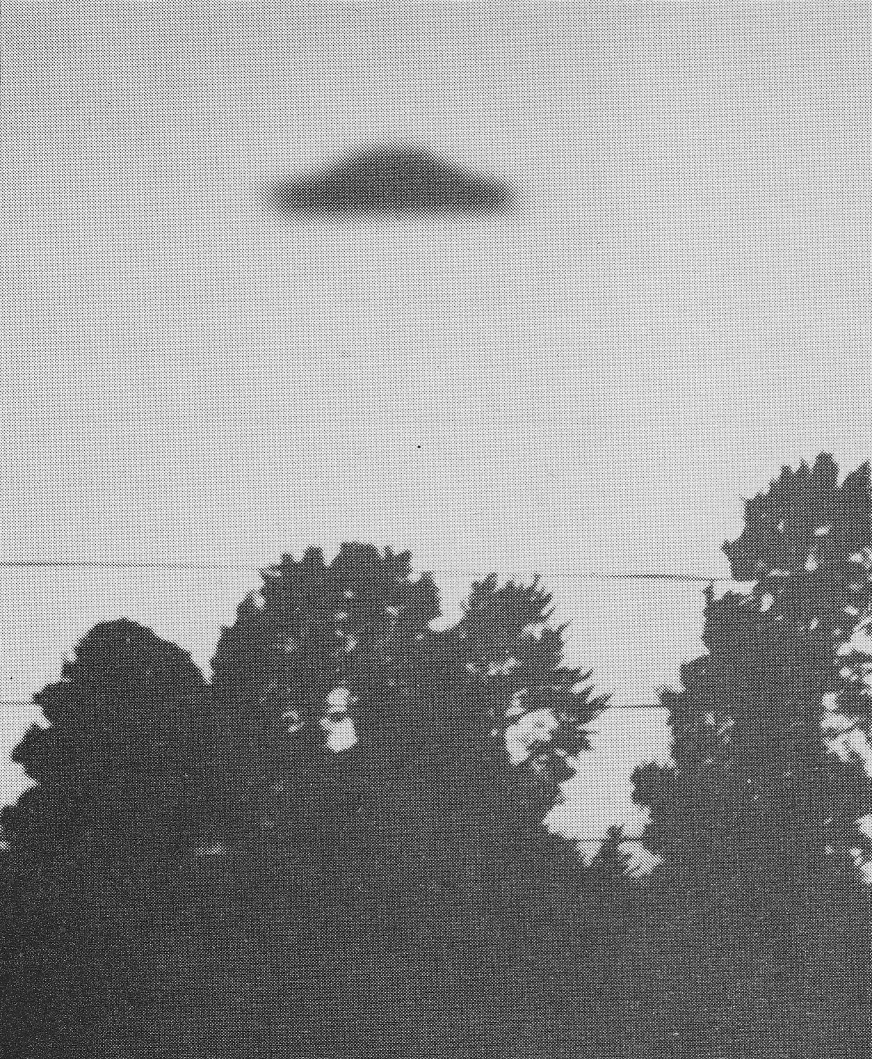 Files shine light on UFO sightings