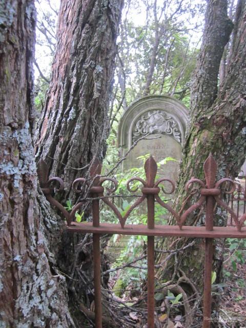 Symonds Street Cemetery – Auckland