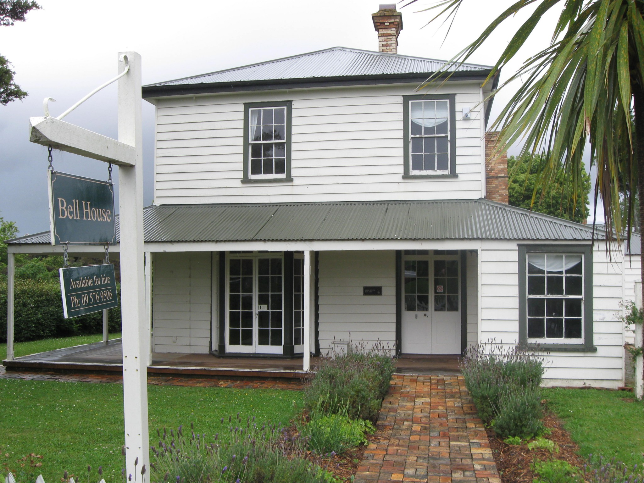 Bell House – Howick, Auckland