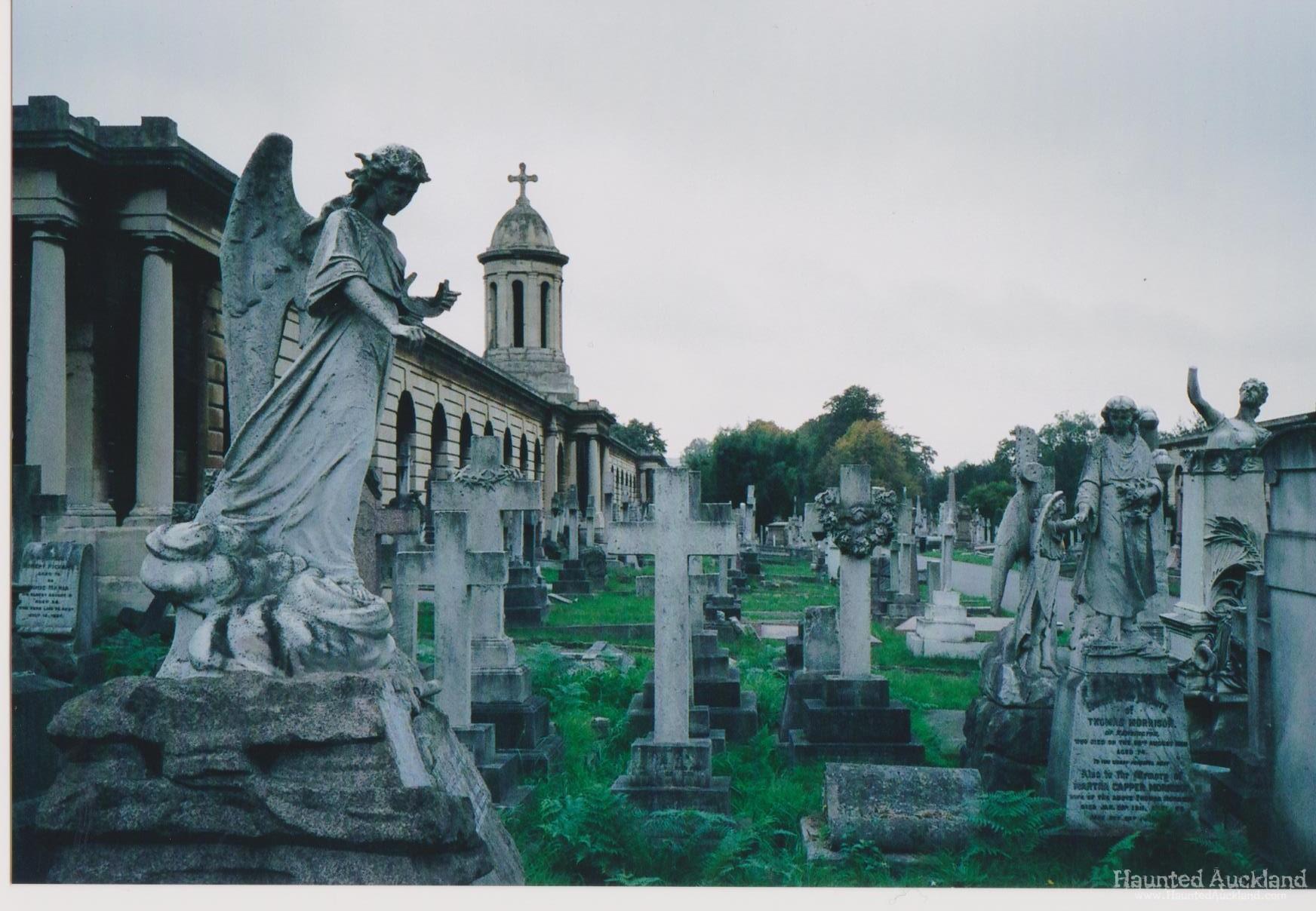 Brompton Cemetery – London