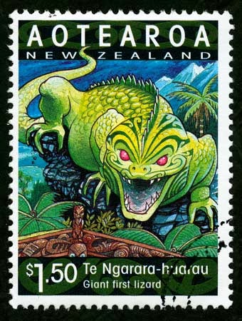 The Dragons of Oceania
