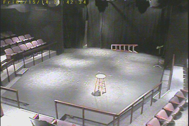 Ghost Cam: Furman Theatre, Greenville South Carolina