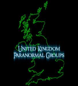 UK Paranormal Groups