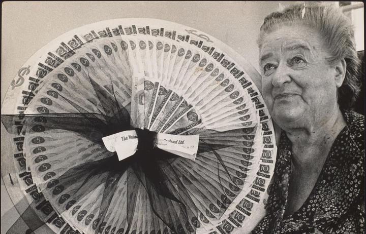 Flora McKenzie
