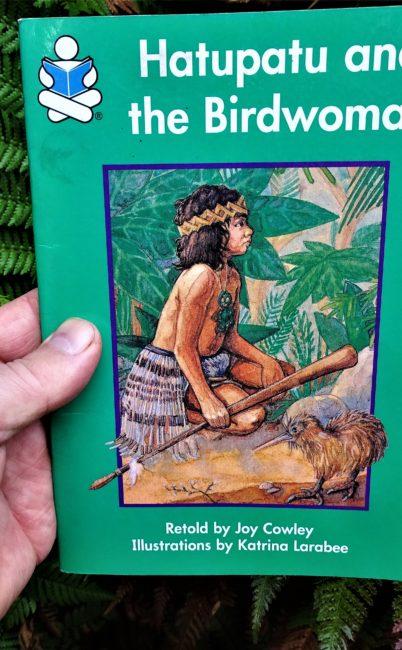Hatupatu and the Birdwoman