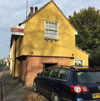 The Cage – St Osyth, Essex, United Kingdom