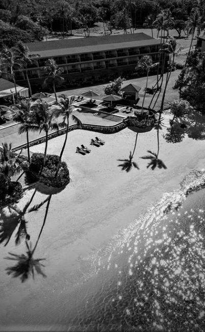 Ghosts at Hotel Shangri La, Fiji