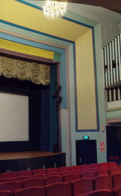 Explore the Victoria Theatre in Devonport